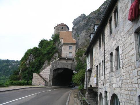 BFCT La porte noire de Besançon