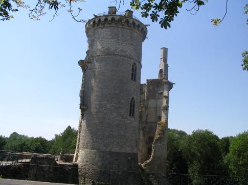 BAT Chateau de Mehun