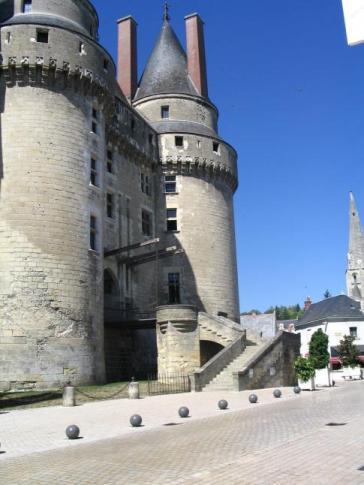 BAT Le château de Langeais