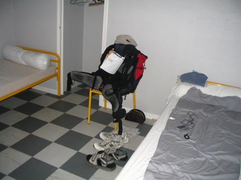 BAT Mon lit au gîte de Bréhémont