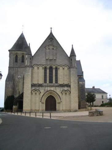 BAT L'église de Blaison