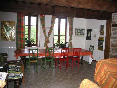 BFCT La salle à manger du Moulin Simonneau